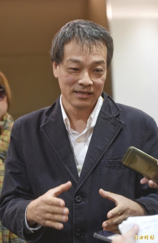 圖為綠色消費者基金會董事長方儉。(資料照,記者方賓照攝)