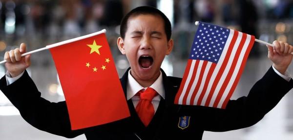 過去10年來,美國人對中國的敵意已經超過中國人對美國的敵意,並且比10年前增加26%。(路透資料照)