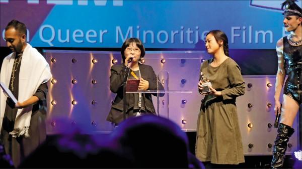 導演黃惠偵以《日常對話》,拿下柏林影展泰迪熊獎。(鏡象電影提供)