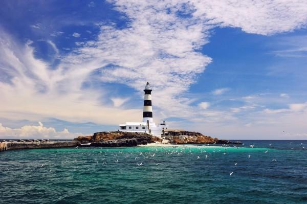 沿著菊島去旅行網站,推出小而美的小島遊深度行程。(記者劉禹慶翻攝)
