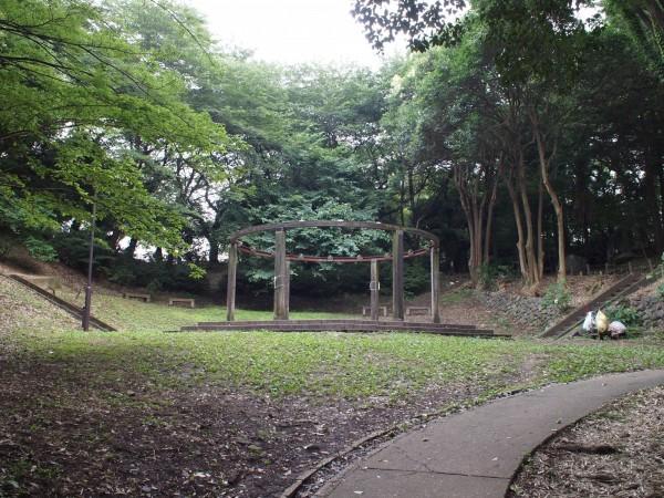 東京戶山公園被評選為最容易撞鬼場所NO.1,連靈媒都說晚上最好不要太靠近。(圖擷自Google Map)