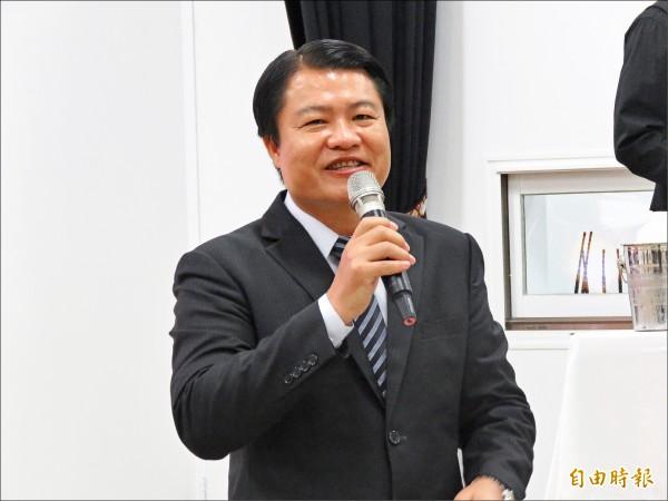 台東專科學校校長陳禎祥。(記者黃明堂攝)