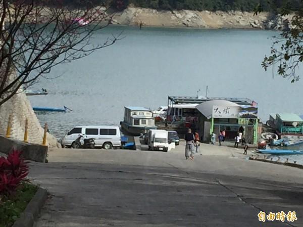 因應石門水庫供水吃緊,供水區3月1日實施一階限水。(記者李容萍攝)