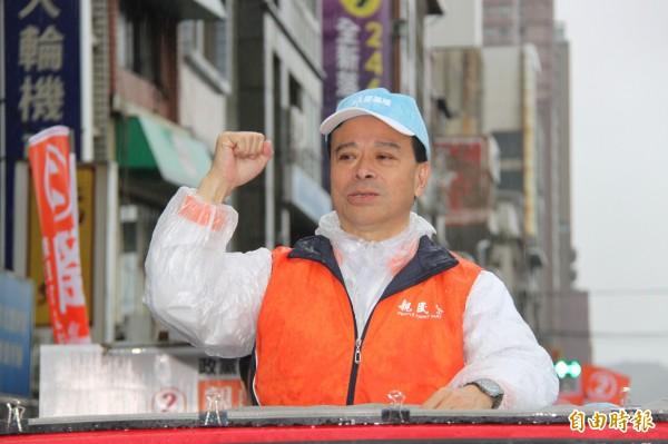 劉文雄針對親民黨將2席司委會換給國民黨一事表示,民進黨在司委會有10席委員,「有什麼好怕的?」(資料照,記者林欣漢攝)