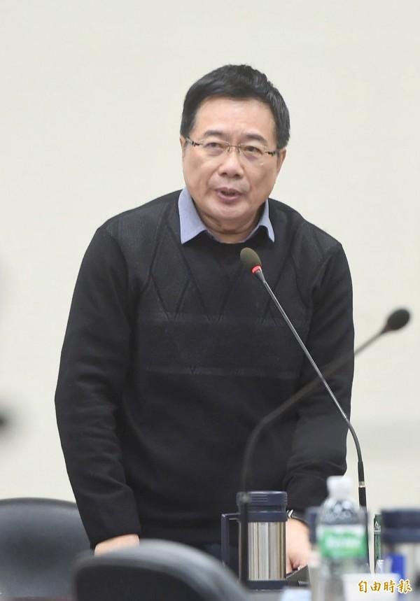 國民黨政策會執行長蔡正元(見圖)批評前總統馬英九在總統任內,對外省籍的受害者不聞不問,每到228只就會像「孝子」一樣,去向228遺族鞠躬哈腰。(資料照,記者方賓照攝)