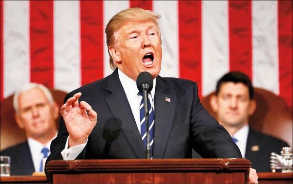 川普企圖削弱WTO(世界貿易組織)對美國的影響力。(路透)
