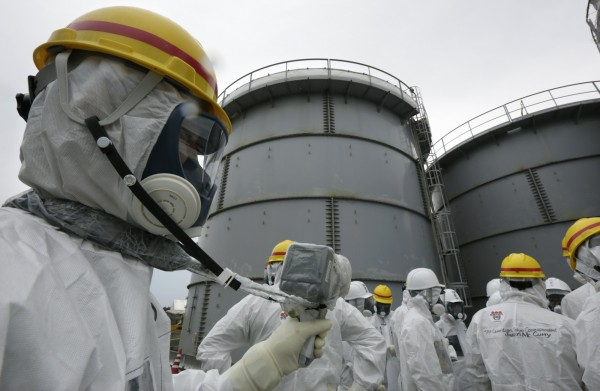 福島核災重災區輻射超乎想像。(歐新社)