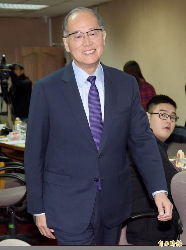 立法院國防及外交委員會6日邀請外交部長李大維列席報告並備詢。(記者黃耀徵攝)