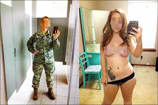 美國陸戰隊驚爆嚴重性醜聞,數百名男隊員涉嫌在「臉書」秘密社團分享數百張現役及退役女隊員的裸照,目前已有超過二十四名受害女兵身分獲確認。(取自網路)
