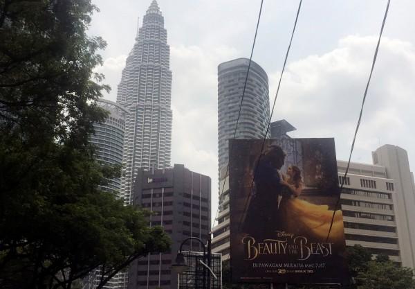馬來西亞傳無限期延後《美女與野獸》上映日期。(路透)