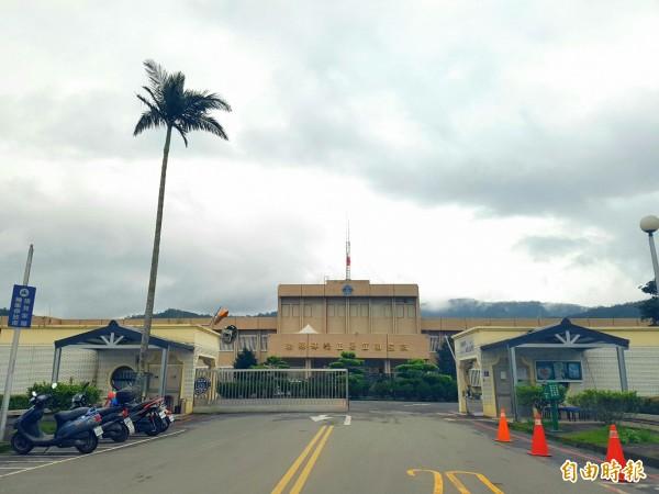 台灣監獄的水電供應有限時限量的規定,對於獄政管理是一大問題。(資料照,記者簡惠茹攝)