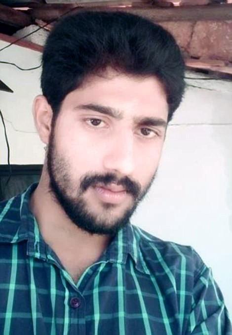 警方逮捕了24歲、有偷竊前科的男子Vikat Bhagat。(圖取自每日郵報)