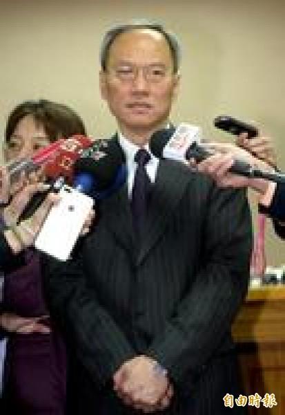 僑委會委員長吳新興。(資料照)