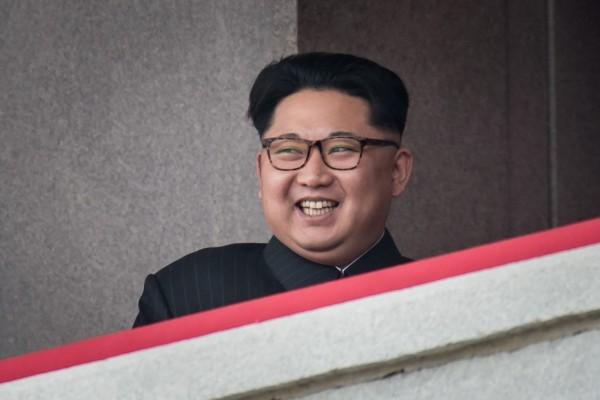 北韓領導人金正恩。(法新社資料照)