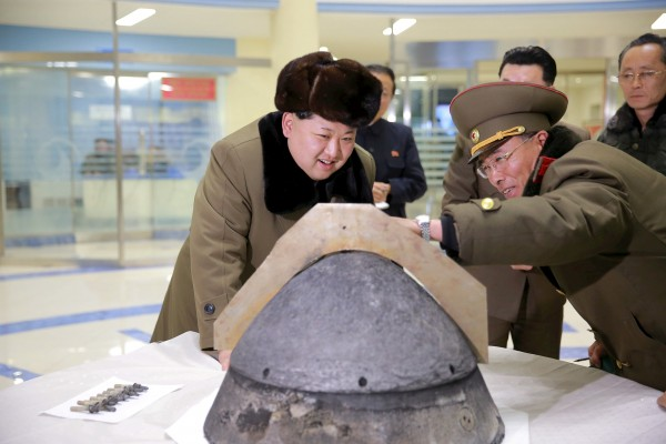 北韓濃縮鈾設施增加了一倍,成功提升核武發展能力。(路透檔案照)