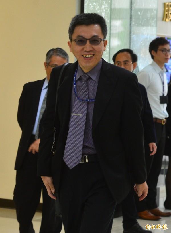 司法改革國是會議,國是委員、高等法院法官林孟皇。(資料照,記者王藝菘攝)