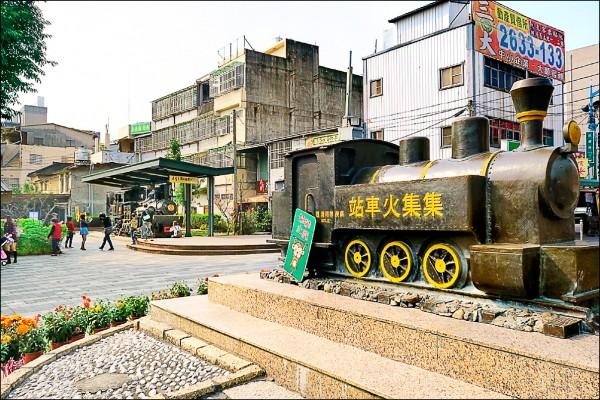雙鐵合作推出集集線一日遊,台北出發僅須1800元。(台灣高鐵公司提供)