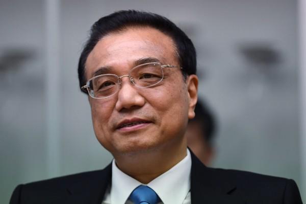 中國國務院總理李克強(圖)22日抵達澳洲進行訪問,外界猜測可能談及中國提倡的「一帶一路」,但英媒指出,澳洲已拒絕。(法新社)