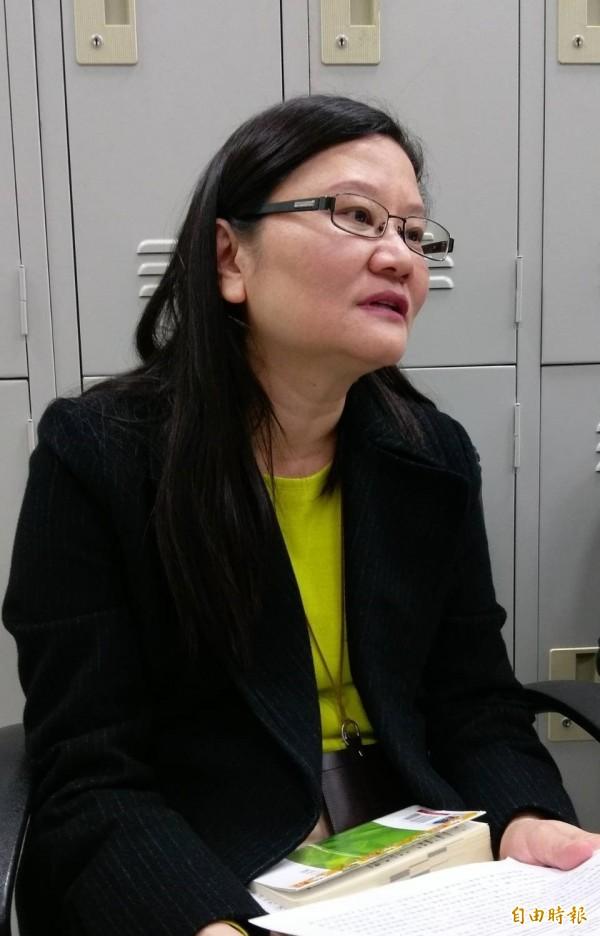 勞動部勞動法務司副司長傅慧芝指出,勞工行政事務的訴願案件以不服勞動基準法處罰最多。(記者黃邦平攝)