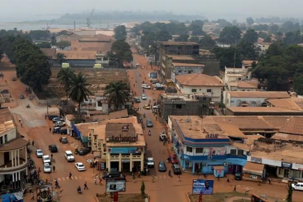 中非共和國一景。(路透)