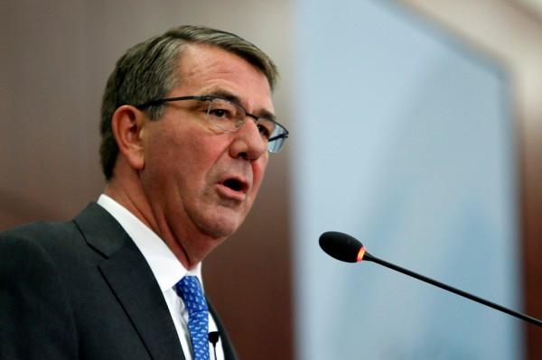 美國前國防部長卡特(Ash Carter)受訪指出,一旦美國率先針對北韓發動戰爭,將可能導致北韓進攻南韓。(路透)