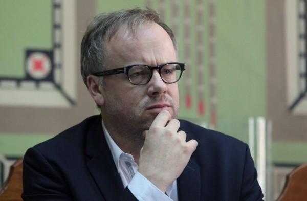 無國界記者組織秘書長德洛瓦(Christophe Deloire)。(歐新社)