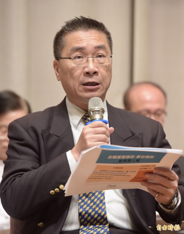 「無國界記者組織」(Reporters Sans Frontièress)在網站上宣布,將其亞洲總部設立於台北,行政院發言人徐國勇對其肯定台灣人權保障及言論自由深表感謝。(資料照,記者黃耀徵攝)