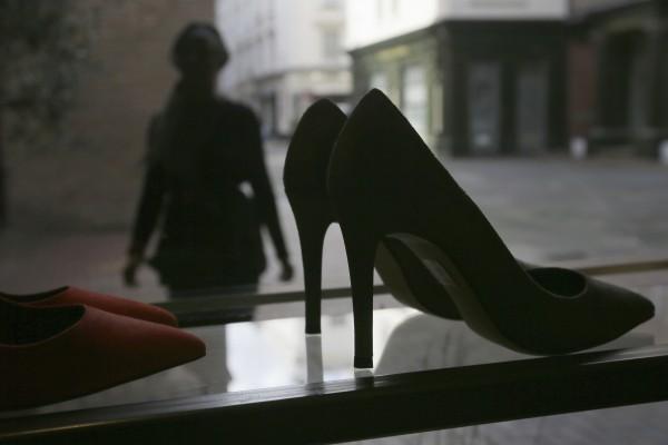 高跟鞋示意圖(美聯社)