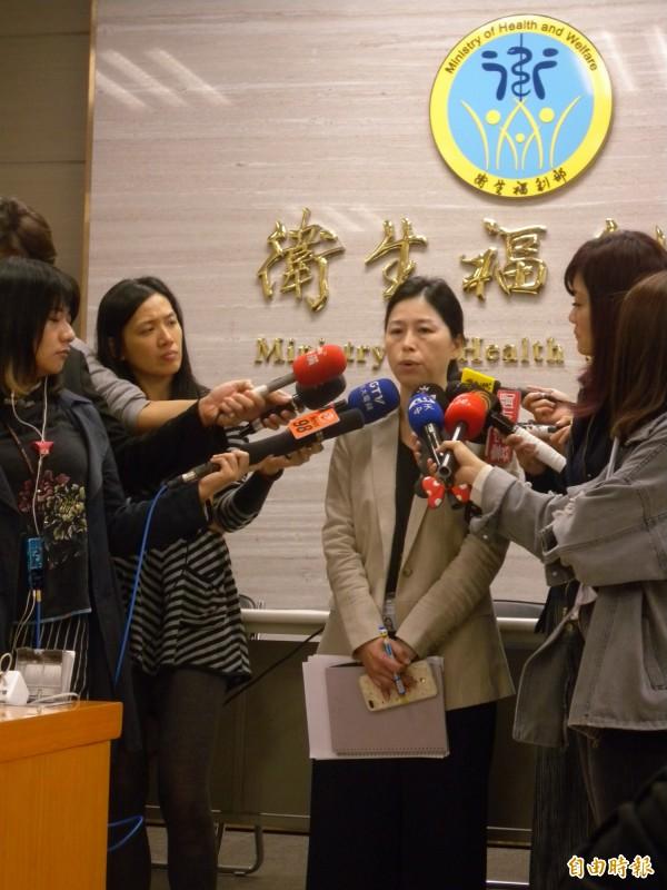 衛福部成立「少子化辦公室」,要讓生育率從1.1%提高到1.6%。(記者吳亮儀攝)
