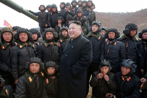 北韓試射導彈失敗,中國軍事專家羅富強認為,金正恩這樣做其實是智慧的展現。(路透資料照)