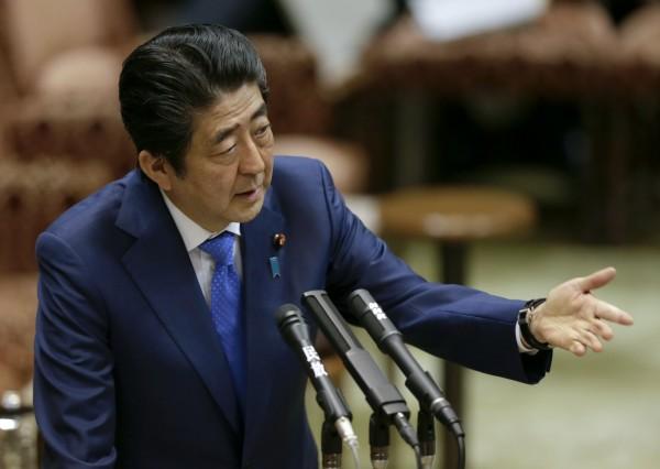 月底將赴俄訪問的日本首相安倍晉三表示,針對朝鮮半島問題,將與俄國總統普廷交換意見。(歐新社)