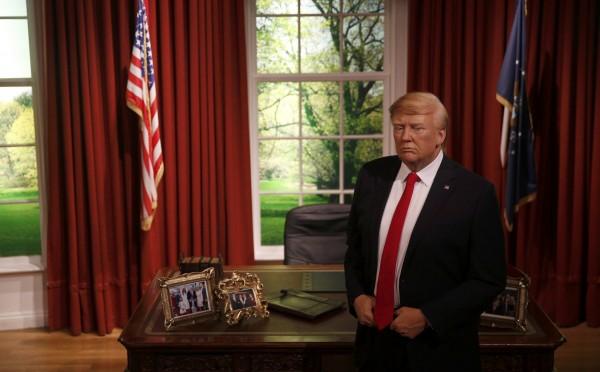 美國總統川普面對北韓挑釁時可能採取的對策,大致分為四類。(路透檔案照)