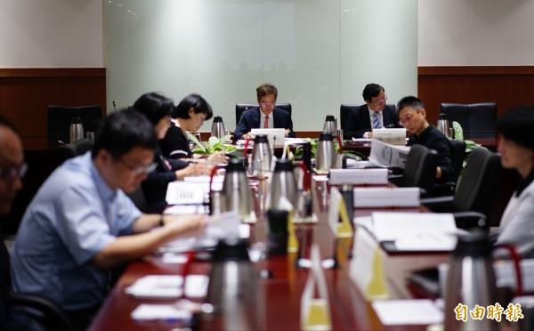 司改國是會議第五分組聚焦毒品犯處遇議題。(記者黃欣柏攝)