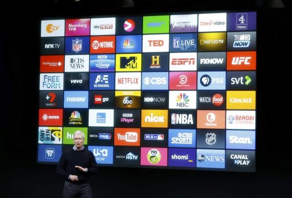 蘋果延伸中國禁播節目令,連台、港也看不到,遭質疑是否自動進行言論審查。(路透)