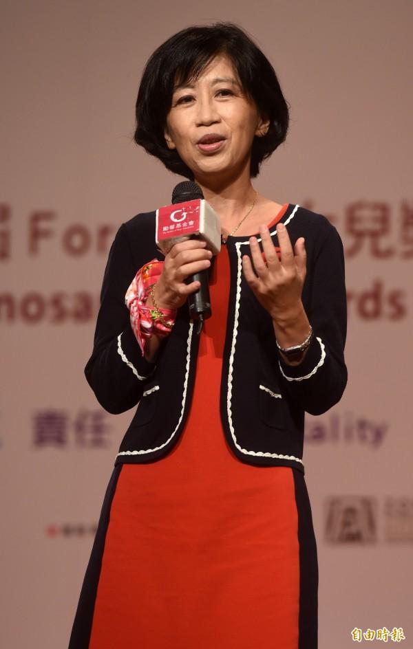 外傳台北市長柯文哲的妻子陳佩琪向北市聯醫申請退休,她在接受媒體採訪時證實此事,但還不知道醫院是否會准。(資料照,記者簡榮豐攝)