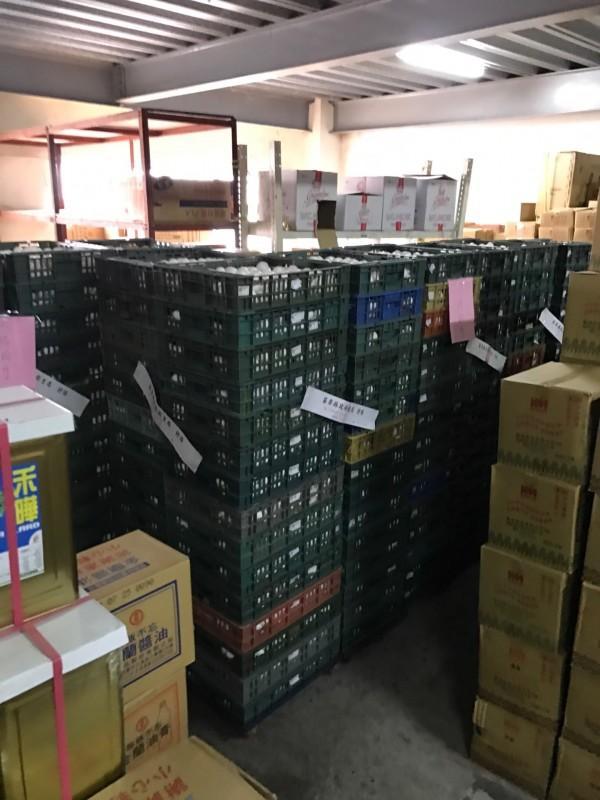 國內驗出雞蛋有過量戴奧辛,食藥屬表示,目前已預防性下架6242公斤的雞蛋。(資料照,記者蔡政珉翻攝)