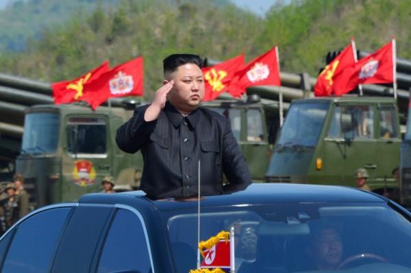 南韓媒體指出,北韓因不滿中國加強施壓力道,痛批中國是「妨礙統一的無恥國家」。圖為北韓領導人金正恩。(路透)