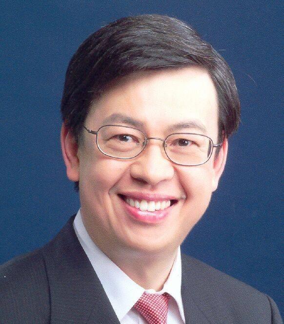 副總統陳建仁獲選為新科NAS院士。(中研院提供)
