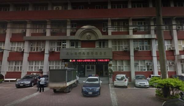 竹南65歲婦人慘遭殺害。派出所示意圖。(圖截自Google Map)