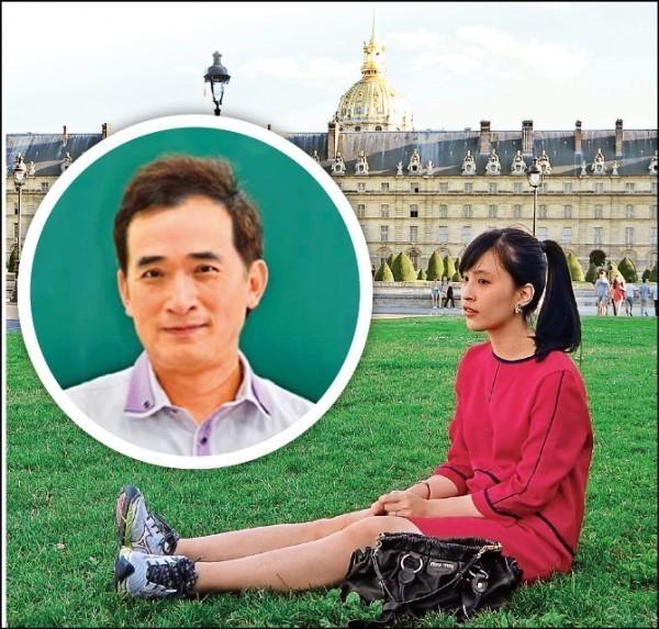 捲入林奕含自殺案的補教名師陳星被爆學歷造假。(合成照)