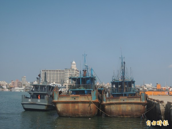 中國漁船屢傳越界扣留,海巡署強調屬常態性執法作為,絕非所謂「無端抓扣」。(資料照,記者劉禹慶攝)