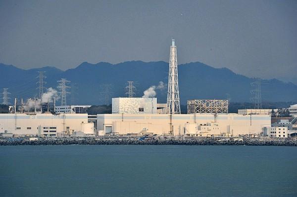 日本福島核電廠2011年發生核災。(法新社)