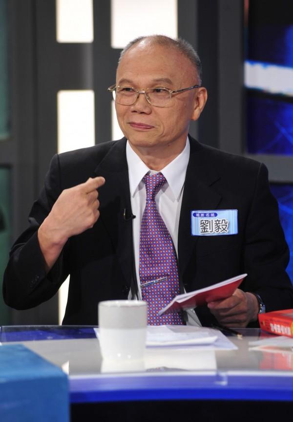 補教名師劉毅今下午接受媒體訪問時表示,他所認識的陳星是個正人君子。(資料照,記者陳奕全攝)
