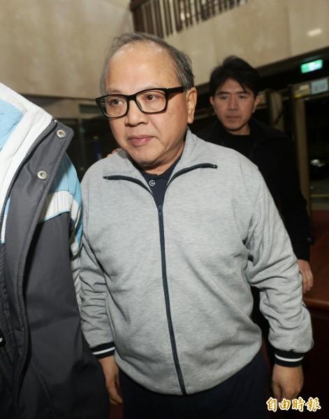 前立法院秘書長林錫山被控八次收賄共三千九百五十萬元,四日遭台北地院判處十六年有期徒刑、褫奪公權六年。(資料照,記者林正堃攝)