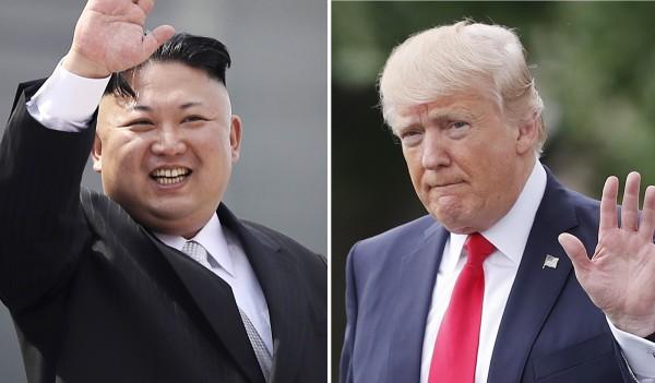 日本媒體指出,美國已告知中國,只要北韓放棄核武與導彈開發,願意讓北韓領導人訪美舉行會談。(美聯社資料照)