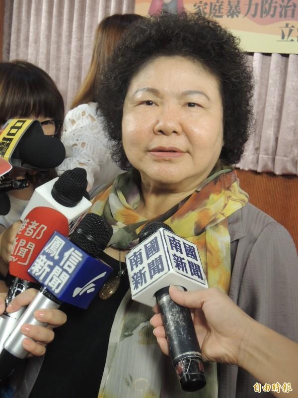 民進黨表示,該聲明是由高雄市長陳菊發起連署。(資料照,記者王榮祥攝)