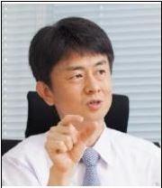 東京醫科牙科大學的樗木俊聰教授發現了單核球來源,他認為,若能使單核球停止增生,也許就能阻止癌細胞與發炎的惡化。(翻攝自国立大学法人 東京医科歯科大TMDU)
