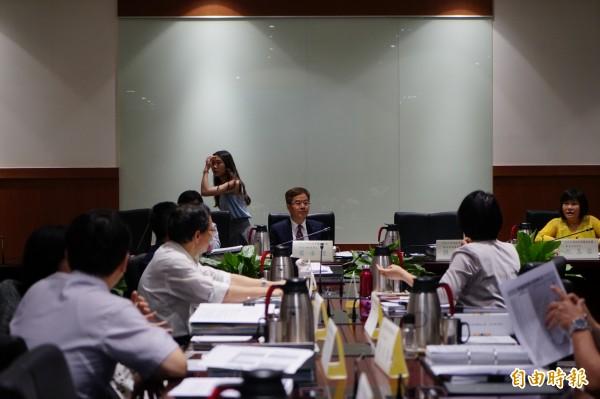 司改國是會議第五分組今做出通姦除罪化等多項決議。(記者黃欣柏攝)