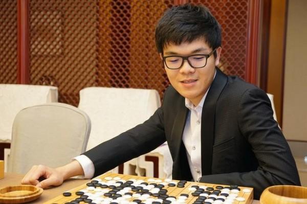 柯潔明天將和AlphaGo舉行對弈。(圖擷取自網路)