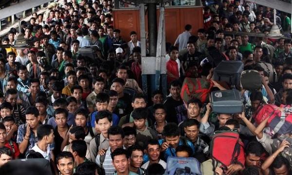 印度人口才是世界最多?(美聯社)